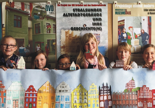 Team UNESCO of the Grünthal Integrated Comprehensive School