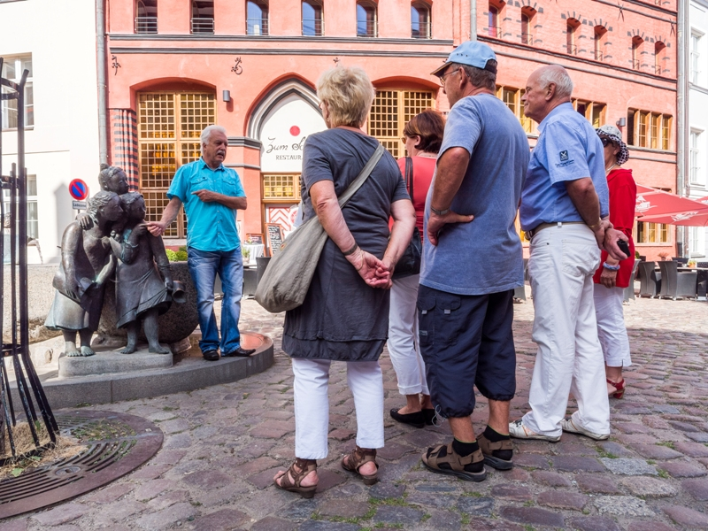 City Tours through the Historic Centres of Stralsund