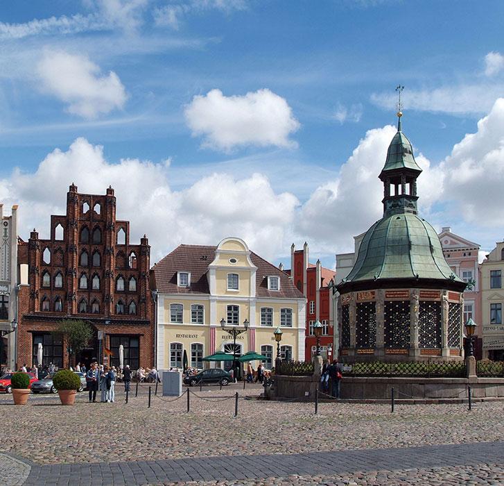 Prostituierte Wismar, Hansestadt