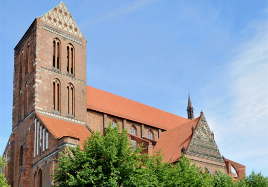 St. Mary's Church Wismar