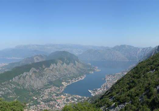 Funded Project Bay of Kotor in Montenegro