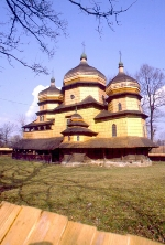 Historic wooden churches in the Carpathian Basin